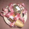 Teeset Terracotta mit Landschale