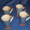 Teetassen Keramik Porzellan